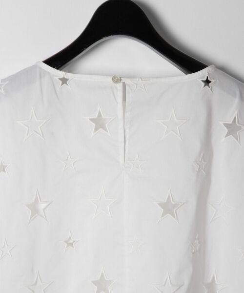 GRACE CONTINENTAL / グレースコンチネンタル Tシャツ | スターカットワークトップ | 詳細4