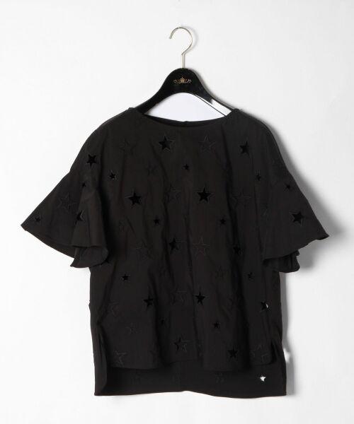 GRACE CONTINENTAL / グレースコンチネンタル Tシャツ | スターカットワークトップ | 詳細8