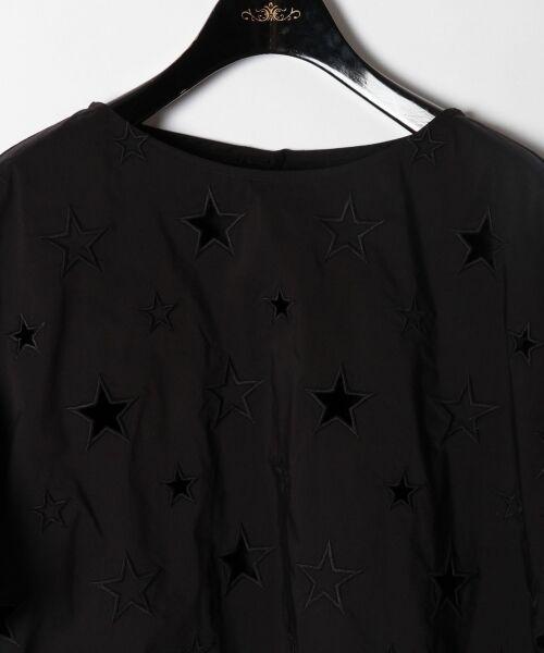 GRACE CONTINENTAL / グレースコンチネンタル Tシャツ | スターカットワークトップ | 詳細9