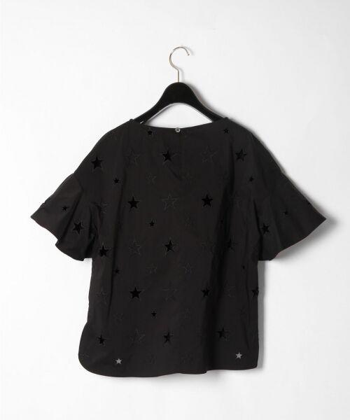 GRACE CONTINENTAL / グレースコンチネンタル Tシャツ | スターカットワークトップ | 詳細10