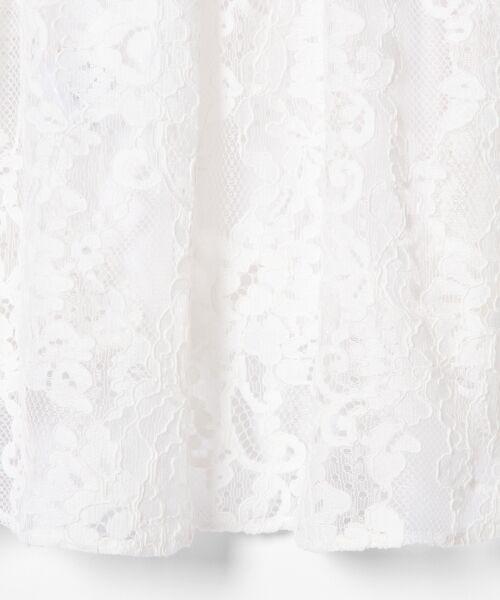 GRACE CONTINENTAL / グレースコンチネンタル Tシャツ | チェックレースコンビトップ | 詳細8