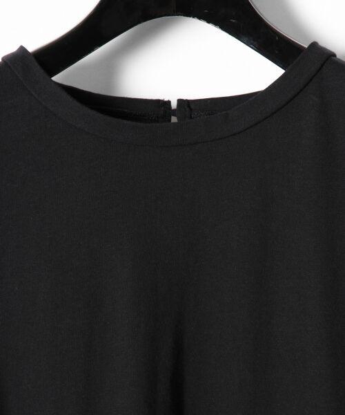 GRACE CONTINENTAL / グレースコンチネンタル Tシャツ | チェックレースコンビトップ | 詳細12