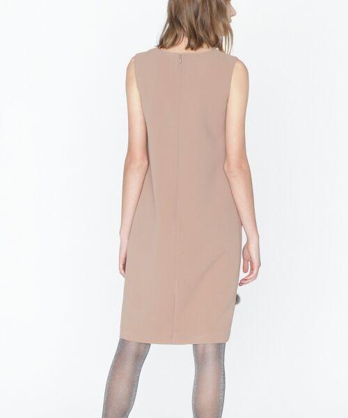 GRACE CONTINENTAL / グレースコンチネンタル ドレス | ミンクポンポンドレス | 詳細2