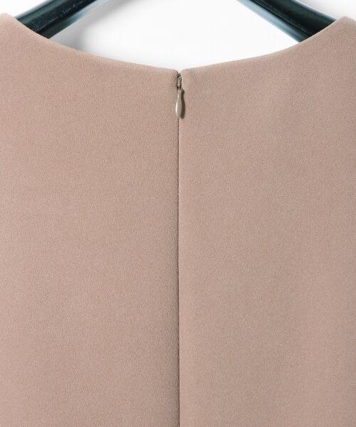 GRACE CONTINENTAL / グレースコンチネンタル ドレス | ミンクポンポンドレス | 詳細7