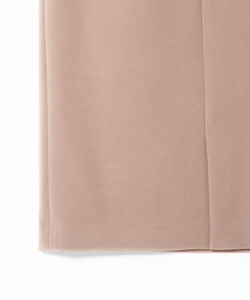 GRACE CONTINENTAL / グレースコンチネンタル ドレス | ミンクポンポンドレス | 詳細8