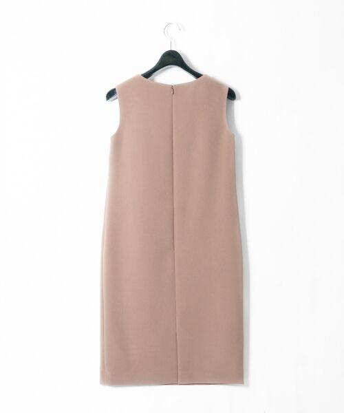 GRACE CONTINENTAL / グレースコンチネンタル ドレス | ミンクポンポンドレス | 詳細9