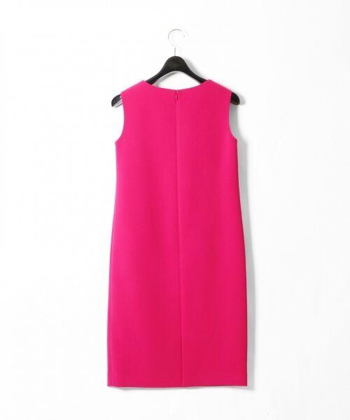 GRACE CONTINENTAL / グレースコンチネンタル ドレス | ミンクポンポンドレス | 詳細15