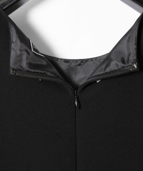 GRACE CONTINENTAL / グレースコンチネンタル ドレス | ミンクポンポンドレス | 詳細22