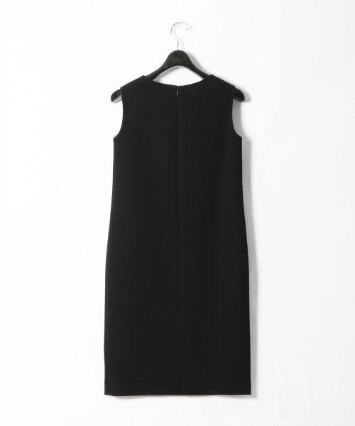 GRACE CONTINENTAL / グレースコンチネンタル ドレス | ミンクポンポンドレス | 詳細24