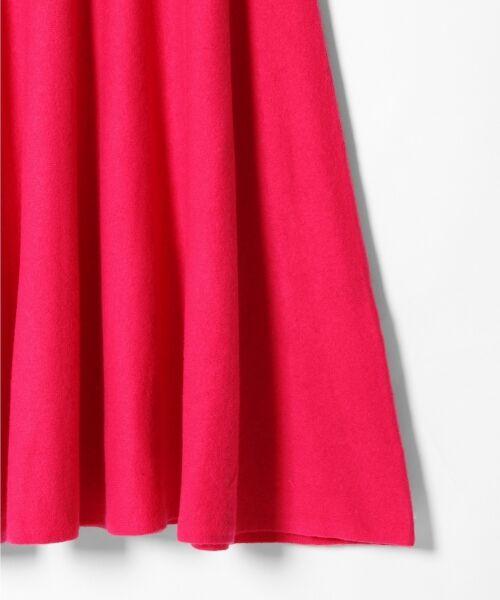 GRACE CONTINENTAL / グレースコンチネンタル ミニ・ひざ丈スカート | 圧縮ニットスカート | 詳細10
