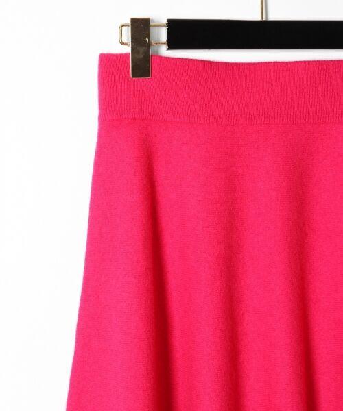 GRACE CONTINENTAL / グレースコンチネンタル ミニ・ひざ丈スカート | 圧縮ニットスカート | 詳細4