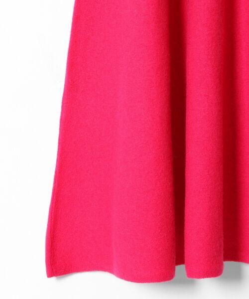 GRACE CONTINENTAL / グレースコンチネンタル ミニ・ひざ丈スカート | 圧縮ニットスカート | 詳細6