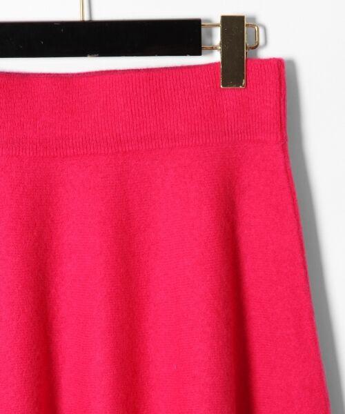 GRACE CONTINENTAL / グレースコンチネンタル ミニ・ひざ丈スカート | 圧縮ニットスカート | 詳細8
