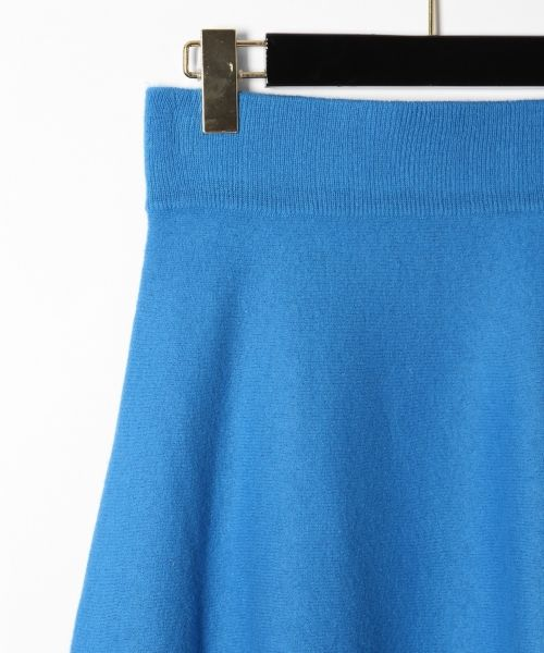 GRACE CONTINENTAL / グレースコンチネンタル ミニ・ひざ丈スカート | 圧縮ニットスカート | 詳細14