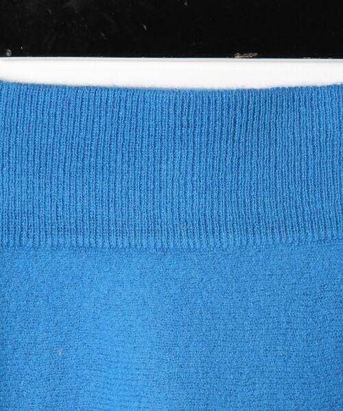GRACE CONTINENTAL / グレースコンチネンタル ミニ・ひざ丈スカート | 圧縮ニットスカート | 詳細18
