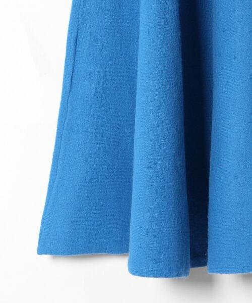 GRACE CONTINENTAL / グレースコンチネンタル ミニ・ひざ丈スカート | 圧縮ニットスカート | 詳細20