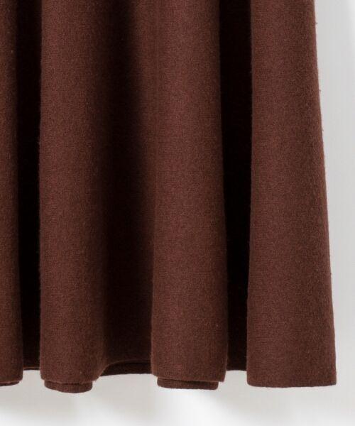 GRACE CONTINENTAL / グレースコンチネンタル ミニ・ひざ丈スカート | 圧縮ニットスカート | 詳細23