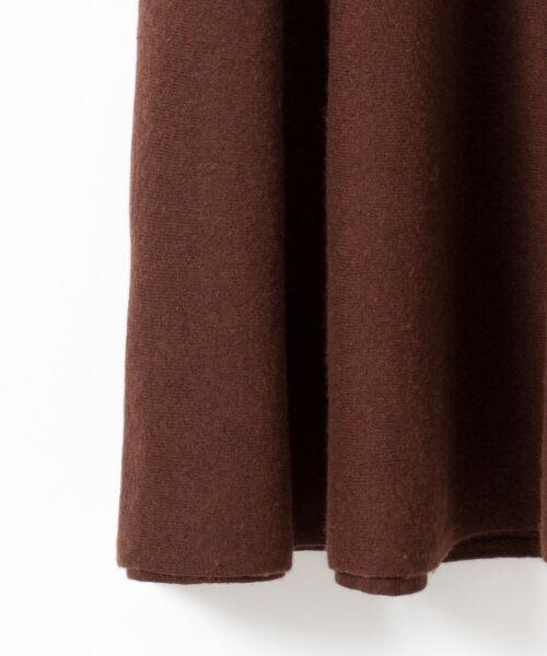 GRACE CONTINENTAL / グレースコンチネンタル ミニ・ひざ丈スカート | 圧縮ニットスカート | 詳細25