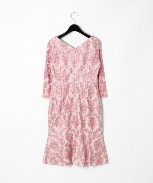 GRACE CONTINENTAL / グレースコンチネンタル ドレス | 刺繍マーメイドワンピース | 詳細10