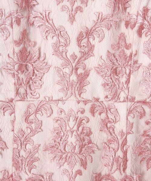GRACE CONTINENTAL / グレースコンチネンタル ドレス | 刺繍マーメイドワンピース | 詳細9