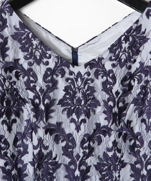 GRACE CONTINENTAL / グレースコンチネンタル ドレス | 刺繍マーメイドワンピース | 詳細11