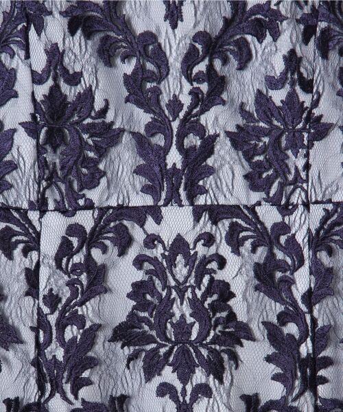 GRACE CONTINENTAL / グレースコンチネンタル ドレス | 刺繍マーメイドワンピース | 詳細13