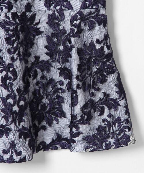 GRACE CONTINENTAL / グレースコンチネンタル ドレス | 刺繍マーメイドワンピース | 詳細14