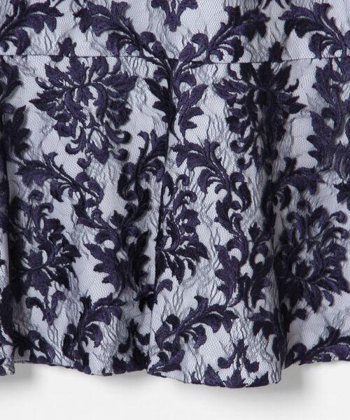GRACE CONTINENTAL / グレースコンチネンタル ドレス | 刺繍マーメイドワンピース | 詳細15