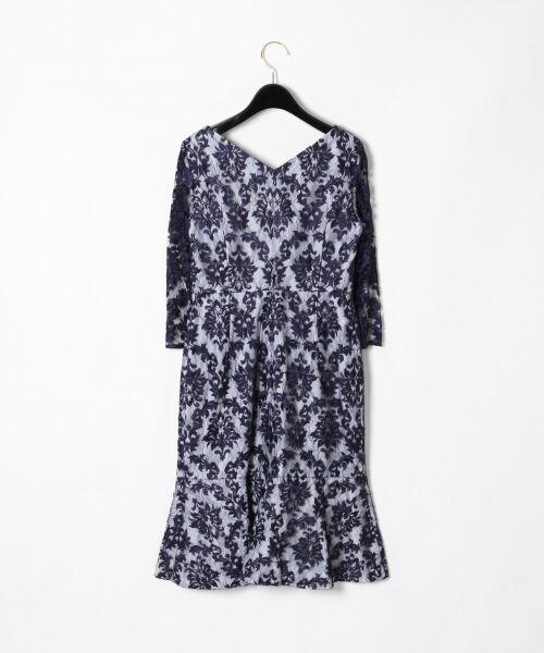 GRACE CONTINENTAL / グレースコンチネンタル ドレス | 刺繍マーメイドワンピース | 詳細16