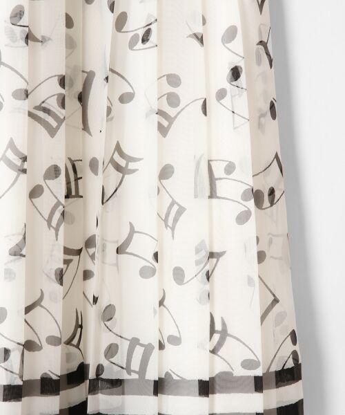 GRACE CONTINENTAL / グレースコンチネンタル ミニ・ひざ丈スカート | ompuプリーツスカート | 詳細2