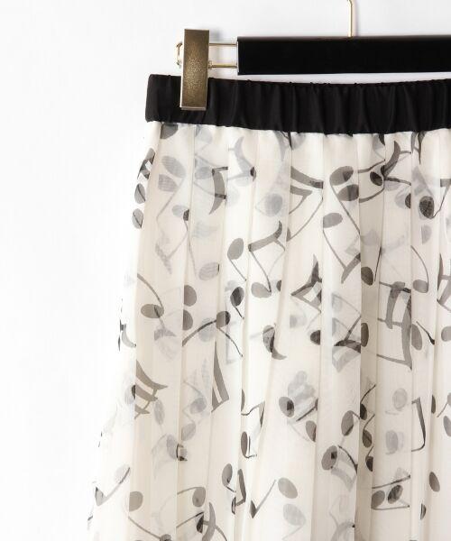 GRACE CONTINENTAL / グレースコンチネンタル ミニ・ひざ丈スカート | ompuプリーツスカート | 詳細6