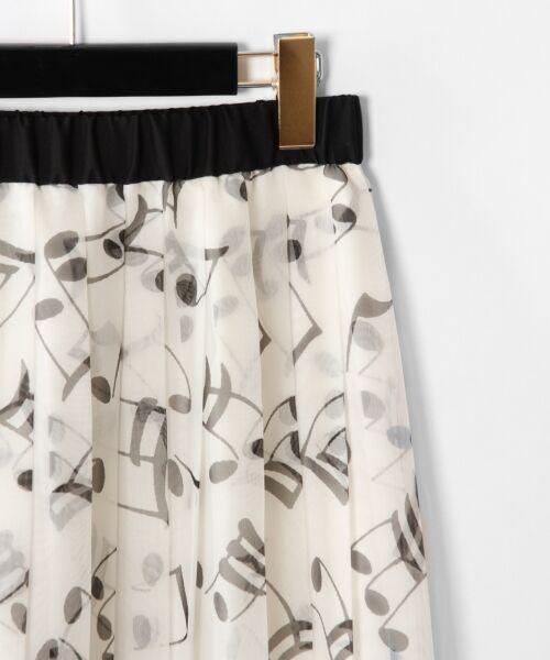 GRACE CONTINENTAL / グレースコンチネンタル ミニ・ひざ丈スカート | ompuプリーツスカート | 詳細7
