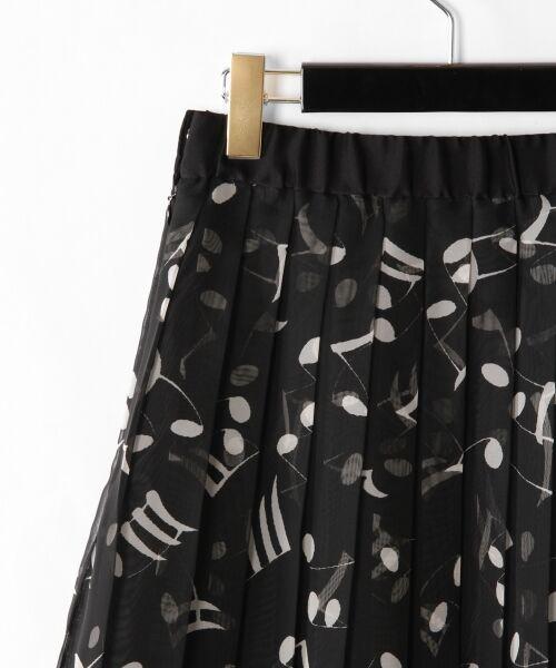 GRACE CONTINENTAL / グレースコンチネンタル ミニ・ひざ丈スカート | ompuプリーツスカート | 詳細18