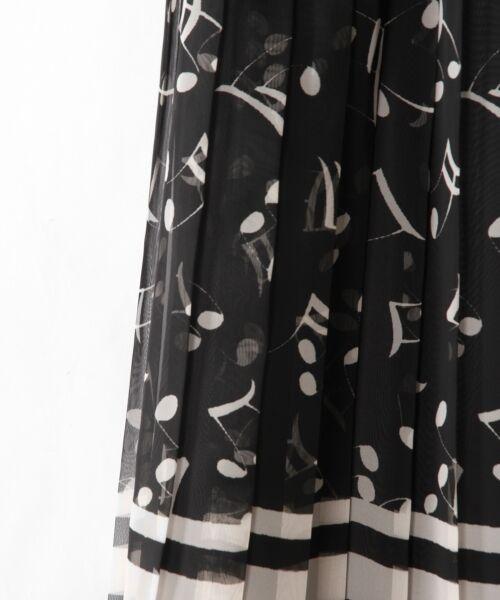 GRACE CONTINENTAL / グレースコンチネンタル ミニ・ひざ丈スカート | ompuプリーツスカート | 詳細13