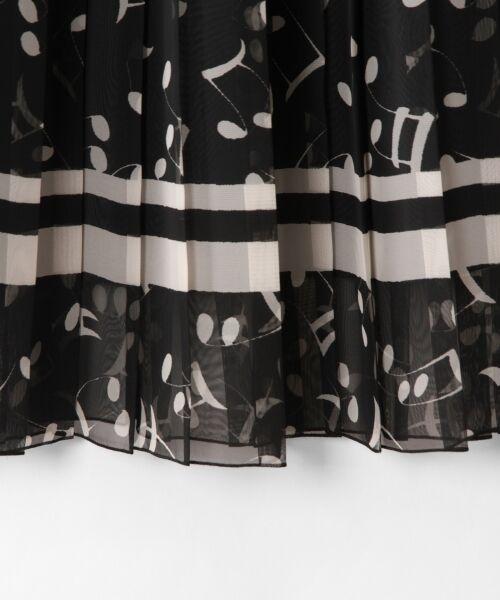 GRACE CONTINENTAL / グレースコンチネンタル ミニ・ひざ丈スカート | ompuプリーツスカート | 詳細15