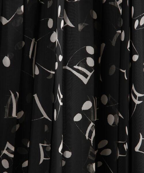 GRACE CONTINENTAL / グレースコンチネンタル ミニ・ひざ丈スカート | ompuプリーツスカート | 詳細16