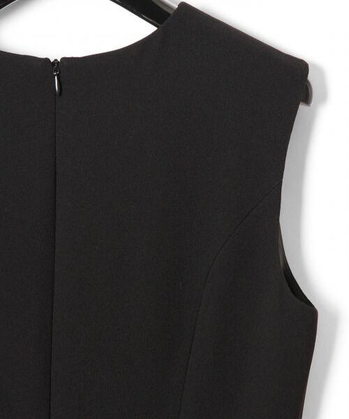 GRACE CONTINENTAL / グレースコンチネンタル ドレス | チュールスパンコール刺繍ワンピース | 詳細9