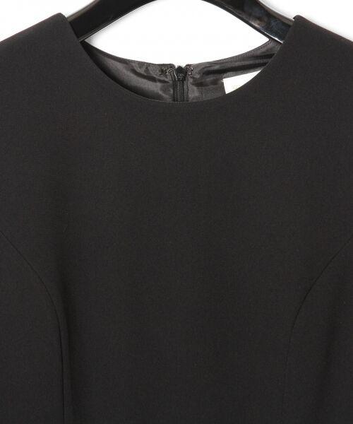 GRACE CONTINENTAL / グレースコンチネンタル ドレス | チュールスパンコール刺繍ワンピース | 詳細10