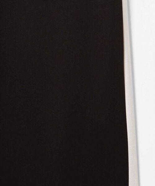 GRACE CONTINENTAL / グレースコンチネンタル ドレス   ライン配色ラッフルドレス   詳細15