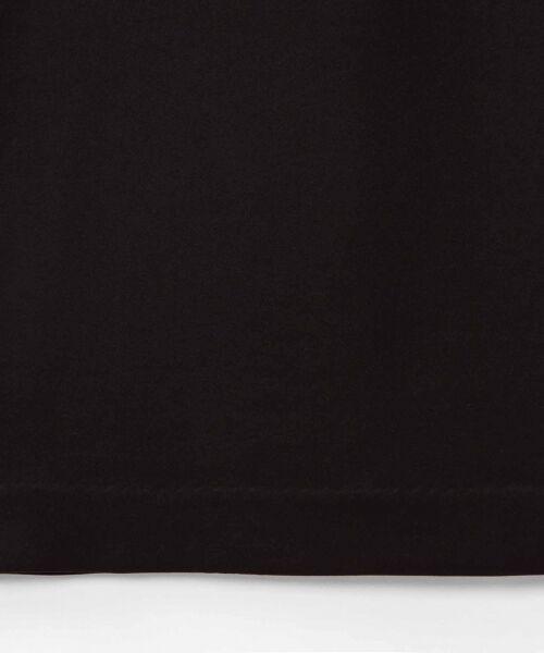 GRACE CONTINENTAL / グレースコンチネンタル ドレス   ライン配色ラッフルドレス   詳細16