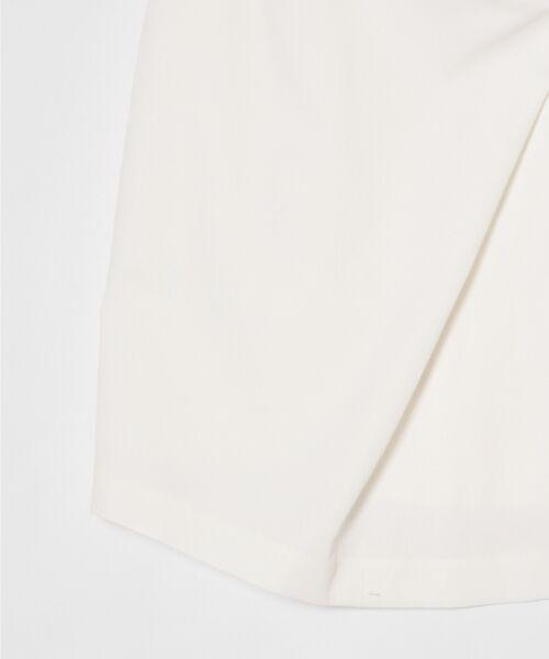 GRACE CONTINENTAL / グレースコンチネンタル ミニ・ひざ丈スカート | タックミニスカート | 詳細6