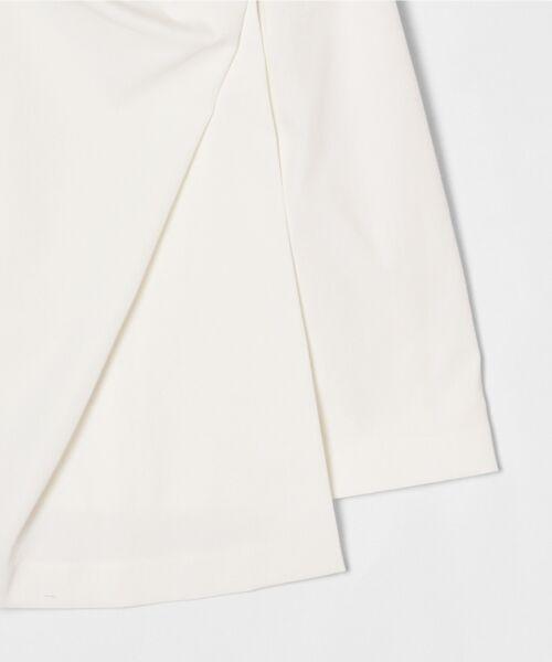 GRACE CONTINENTAL / グレースコンチネンタル ミニ・ひざ丈スカート | タックミニスカート | 詳細7