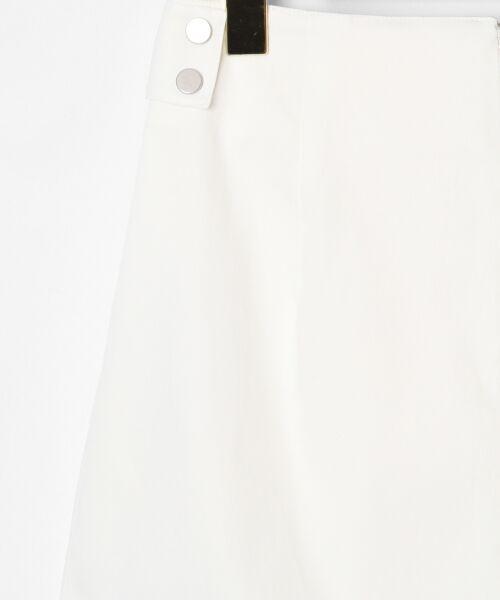 GRACE CONTINENTAL / グレースコンチネンタル ミニ・ひざ丈スカート | タックミニスカート | 詳細9