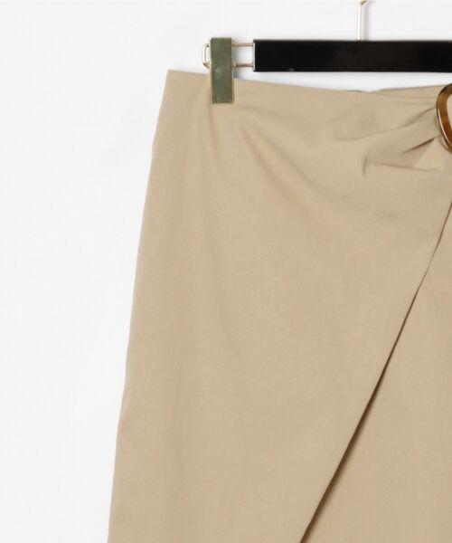 GRACE CONTINENTAL / グレースコンチネンタル ミニ・ひざ丈スカート | タックミニスカート | 詳細14