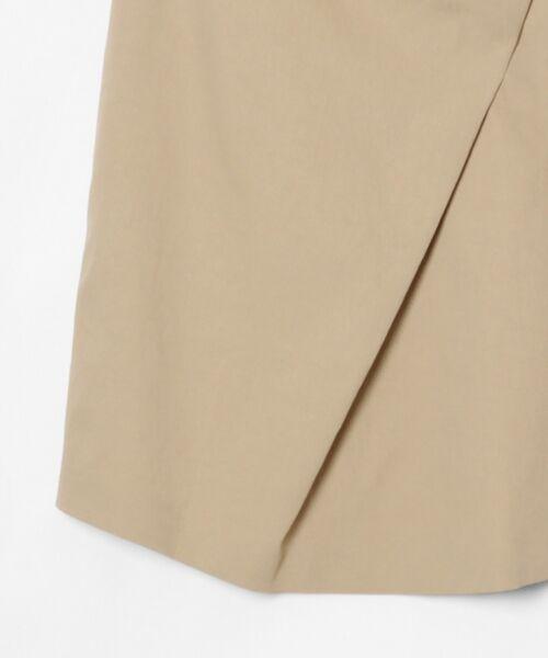 GRACE CONTINENTAL / グレースコンチネンタル ミニ・ひざ丈スカート | タックミニスカート | 詳細16