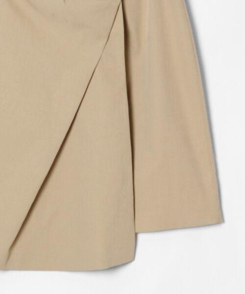 GRACE CONTINENTAL / グレースコンチネンタル ミニ・ひざ丈スカート | タックミニスカート | 詳細17