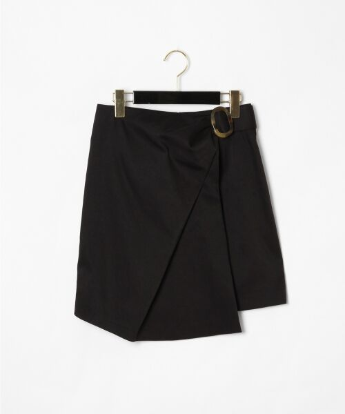 GRACE CONTINENTAL / グレースコンチネンタル ミニ・ひざ丈スカート | タックミニスカート | 詳細22
