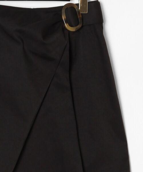 GRACE CONTINENTAL / グレースコンチネンタル ミニ・ひざ丈スカート | タックミニスカート | 詳細24