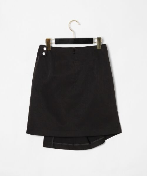 GRACE CONTINENTAL / グレースコンチネンタル ミニ・ひざ丈スカート | タックミニスカート | 詳細27