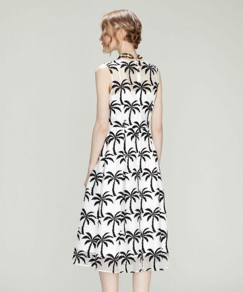 GRACE CONTINENTAL / グレースコンチネンタル ドレス | Palm tree ドレス | 詳細3